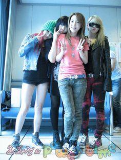 2NE1  Bom  Minzy  Dara  CL