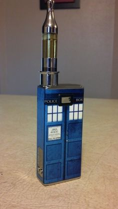 Superhero Ecig Mods | VeganVape Vaping Blog