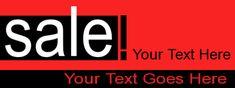 Sales Banner #8301 Red Carpet Backdrop, Event Banner, Sale Banner, Logos, Red Carpet Background, Logo