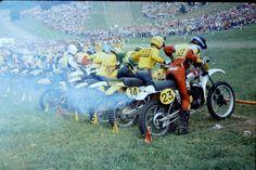 1976 Brad lackey #23
