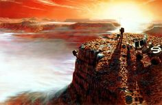 SpaceX plans to send humans to Mars by 2022 - Unexplained Mysteries Discovery News, George Rr Martin, Unexplained Mysteries, Underground Cities, Inner World, Sci Fi Movies, Ancient Aliens, Space Travel, Image Shows