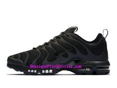 finest selection 77cf0 b29cb Nike Air Max Plus TN Ultra Chaussures Officiel Tn 2019 Pas Cher Pour Homme  Noir 898015 002
