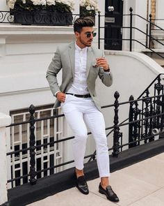 71266985950f Best Summer Business Attire Ideas For Men 2018 39