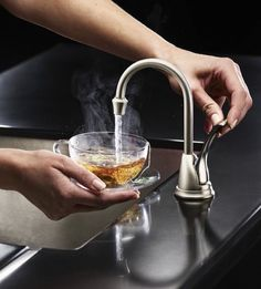 Chrome Hot Water Dispenser with Heating Tank | Products | Pinterest ...
