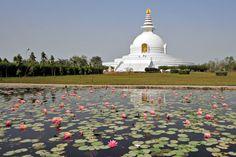 Conocer Lumbini lugar de nacimiento de Buda en Nepal