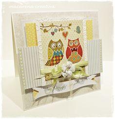macarena-creativa: Owls in Love