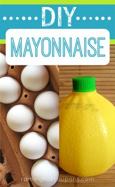 **All ingredients should be room temperature for best results. 1 Large Egg 3 Teaspoon Of Lemon Juice 1 1/3 Cups Of Oil (Olive, Vegetable or Canola) 1 Tablespoon Of Mustard (Dijon works best)
