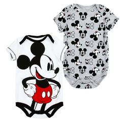 Mickey Mouse Outfit, Baby Mickey Mouse, Boy Onesie, Onesies, Boys Clothes Online, Toddler Boy Outfits, Toddler Boys, Kids Outfits, Cool Baby Clothes