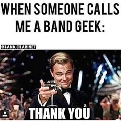 9e907bbdf36d2e78ce74c1eb71562689 geek meme music memes pin by nicole grinberg on color guard and marching band and any