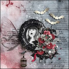 """kit """" Immortal Beloved """" by Helly Designs"""