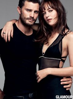 Opening weekend for 50 Shades Of Grey. Only apropos that we let you know that Deborah lacquered Dakota Johnson up with our Knock On Wood for her Glamour Magazine cover with co-star Jamie Dornan. Enjoy the show!