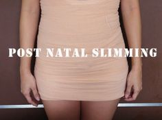 Learn everything you need to know about how to lose weight after giving birth with Slimming massage. http://blog.myfatpocket.com/judging-me/my-post-natal-slimming-treatment/
