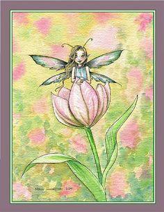 Molly Harrison Tulip Fairy