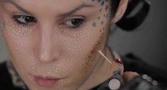 Kat Von D Pointillism Makeup Tutorial Is Breathtaking — VIDEO