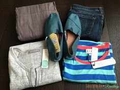 Stitch Fix September 2016 Subscription Box Review