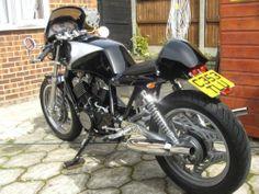 Project Cafe Racer - Honda VT500 ED   eBay