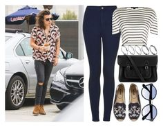 """""""LA with Harry"""" by eduardacardoso1999 ❤ liked on Polyvore featuring Soludos, Marc, Topshop, Alexander Wang, RetroSuperFuture, The Cambridge Satchel Company, ASOS and harrystyles"""