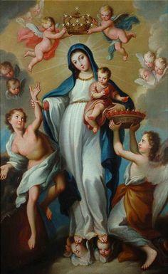 Nossa Senhora da Luz, Rainha dos Corações