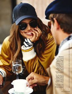 El Poder Del Estilo in Elle Spain with Shlomit Malka wearing Tommy Hilfiger,Mango,Hilfiger Denim - Fashion Editorial | Magazines | The FMD #lovefmd
