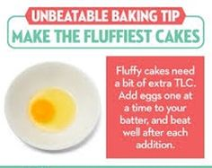 Important information in baking. #montrealbaking #baking #tips #tricks #Foodie #kitchen #lovebaking #egg  For more free tips and tricks, recipes, delicious treats and desserts, Visit and follow our social media accounts:  Facebook: https://www.facebook.com/montrealbaking  Twitter: https://twitter.com/montrealbaking  Instagram: https://instagram.com/montrealbaking/  Pinterest: https://www.pinterest.com/montrealbaking/ Thank you! Happy Baking!