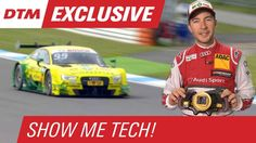 Show Me Tech - Mike Rockenfeller on the Audi Steering Wheel - DTM Hockenheim 2015 // DTM racer Mike Rockenfeller talks you through the mechanics of the steering wheel in his Audi RS 5 DTM.  DTM-Pilot Mike Rockenfeller erklärt Euch das Lenkrad aus seinem Audi RS 5 DTM.  http://www.youtube.com/DTM http://www.facebook.com/DTM http://www.twitter.com/DTM http://www.instagram.com/dtm_pics http://www.google.com/+DTM