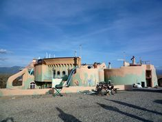 Earthship Mansion