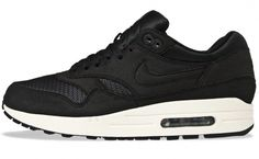 NIKE AIR MAX 1 BLACK/SAIL