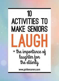 Laughing doesn't just lighten your load mentally, it actually induces physical changes in your body. Laughter has been clinically proven to strengthen your immune system, activate and relieve your stress response and stimulate many organs.