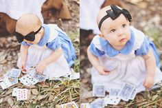 Alice in Wonderland Styled shoot.  Elly Bean Photography