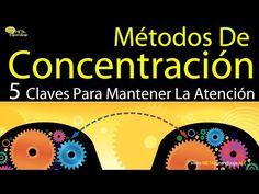 Métodos de Concentración - YouTube