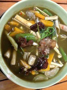 Laos Food, Thai Recipes, Jasmine, Cravings, Soups, Delish, Food Porn, Food And Drink, Asian
