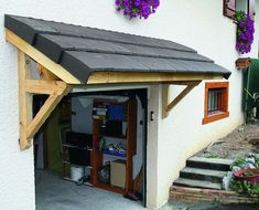Porch Roof, Front Porch, Carving Tools, Wood Beams, Habitats, Wood Projects, My House, Pergola, Shed