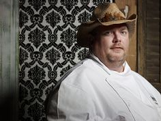 Chef Chris Hall Supporter of Open Hand at the 2012 Party in the Kitchen Open Hands, Cowboy Hats, Party, Kitchen, Fashion, Moda, Cooking, Fashion Styles, Kitchens