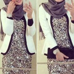 soiree hijab outfit, http://www.justtrendygirls.com/modest-street-hijab-fashion/