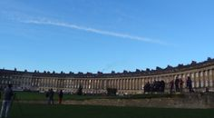 The Royal Crescent @ Bath