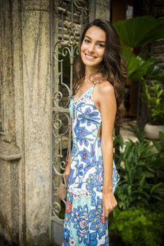 22 looks: O estilo romântico de Luciana (Marina Moschen), em Malhação