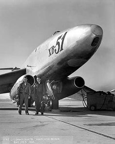Chuck Yeager and XB-51