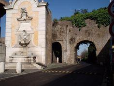 Fontanella di via di Porta Furba - Roma