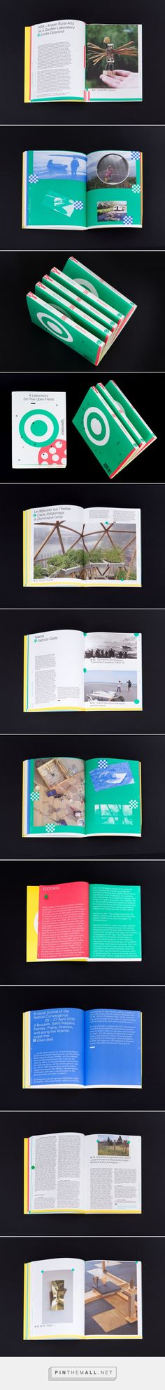 A Laboratory On The Open Field — The Rodina — graphic design, code, webdesign, research... - a grouped images picture - Pin Them All