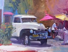 Randall Sexton plein air painter.