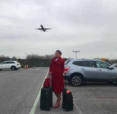 【イギリス】ヴァージン・アトランティック航空 客室乗務員 / Virgin Atlantic Airways cabin crew【UK】 Grace Perry, Virgin Atlantic, Cabin Crew, Photo And Video, Instagram