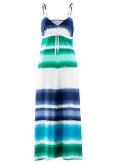 #maxidress #watercolors #batik #white #blue #green #turquoise