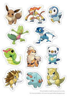 Geburtstag Pokemon-Tags A Season of Depression Article Body: Don't be surprised when some of your fr Festa Pokemon Go, Pokemon Party Decorations, Pokemon Printables, Cute Pokemon Wallpaper, Pokemon Craft, Pokemon Birthday, 7th Birthday, Pokemon Pictures, Printable Stickers
