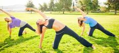 Yoga Sequence for Equestrians