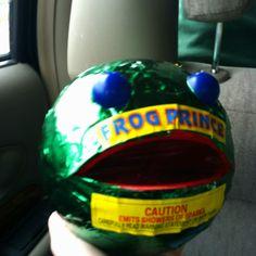 Frog prince firework