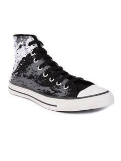 e4cfb5aee64 Converse Men As Sketch Hi Black Casual Shoes