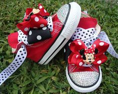 I know a huge mickey mouse fan these would look cute on!