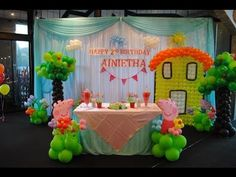 AINIETHA Ainkharans 2nd Birthday Decorations We are specialized for - Wedding decorations - Reception decorations - Birthday decorations - Traditional ceremo...
