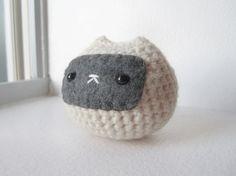 Lamb Chuplette  Stuffed Animal  Crochet Amigurumi by chuppylove, $18.00