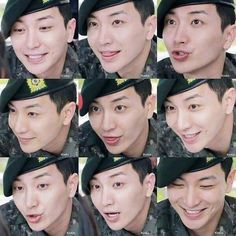 Leeteuk may you serve the rest of your military duties well!